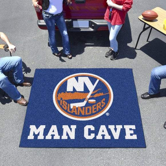 "NHL - New York Islanders Man Cave Tailgater 59.5"" x 71"""