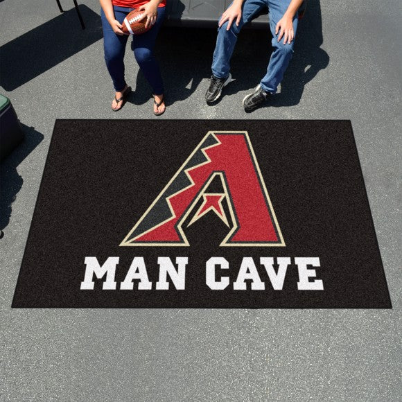 MLB - Arizona Diamondbacks Man Cave Ulti-Mat Mat 59.5