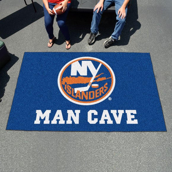 "NHL - New York Islanders Man Cave Ulti Mat 59.5"" x 94.5"""