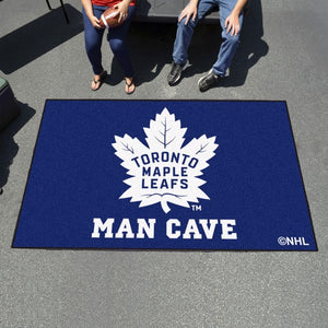 "NHL - Toronto Maple Leafs Man Cave Ulti Mat 59.5"" x 94.5"""