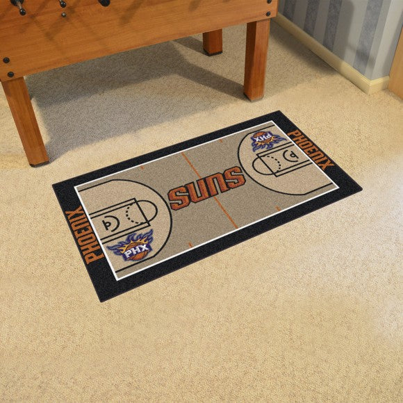 NBA - Phoenix Suns NBA Court Large Runner 29.5