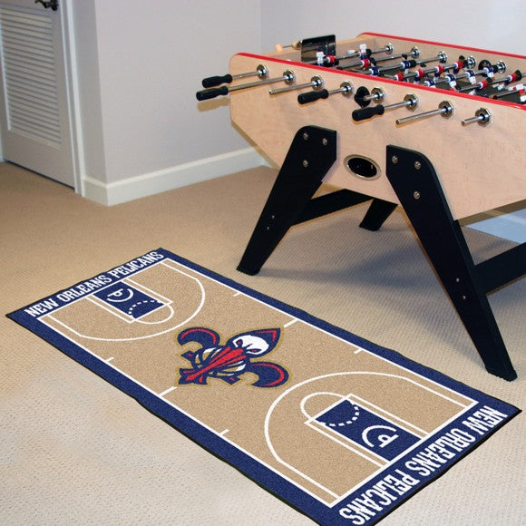 NBA - New Orleans Pelicans NBA Court Runner 24