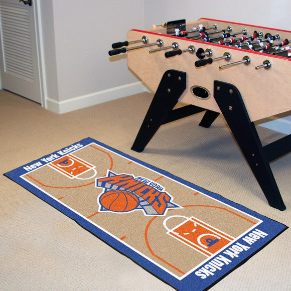 "NBA - New York Knicks NBA Court Runner 24"" x 44"""