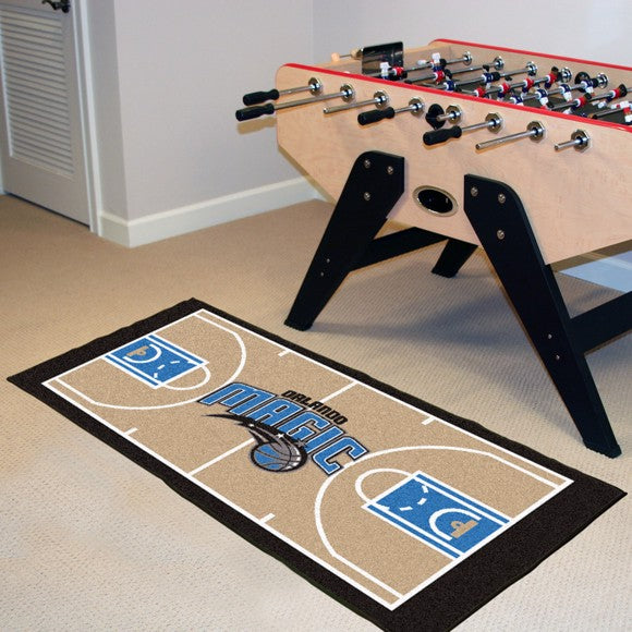 "NBA - Orlando Magic NBA Court Runner 24"" x 44"""