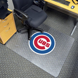 "MLB - Chicago Cubs Chair Mat 45"" x 53"""