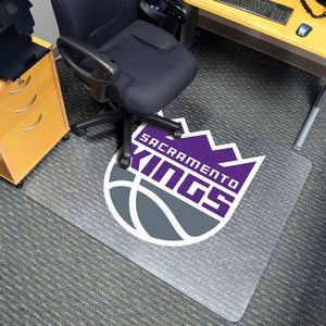 "NBA - Sacramento Kings Chair Mat 45"" x 53"""