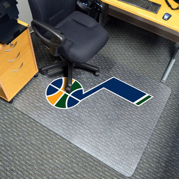 "NBA - Utah Jazz Chair Mat 45"" x 53"""