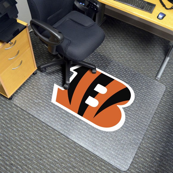 NFL - Cincinnati Bengals Chair Mat 45