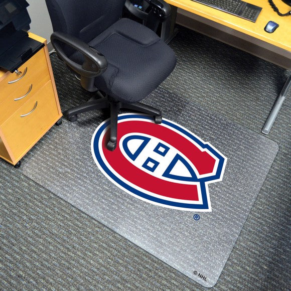 NHL - Montreal Canadiens Chair Mat 45