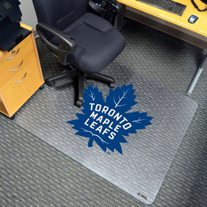 "NHL - Toronto Maple Leafs Chair Mat 45"" x 53"""