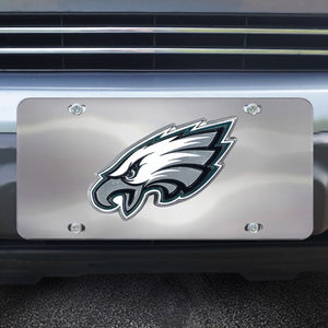 "NFL - Philadelphia Eagles Diecast License Plate 12"" x 6"""