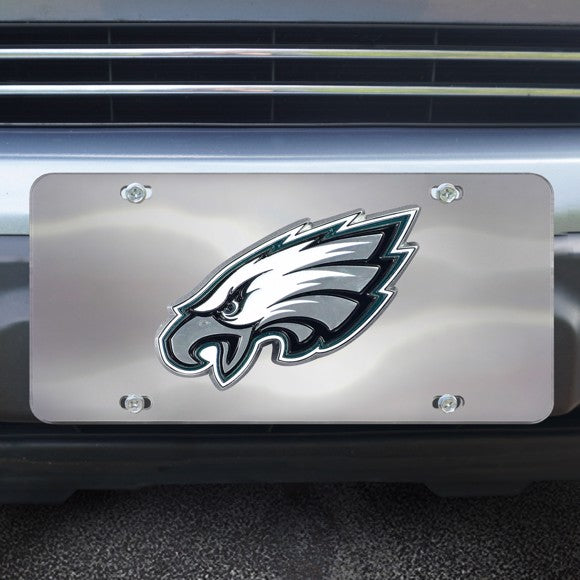 NFL - Philadelphia Eagles Diecast License Plate 12