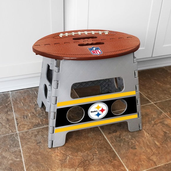 NFL - Pittsburgh Steelers Folding Step Stool 14