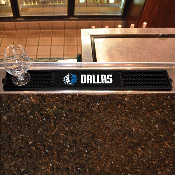 "NBA - Dallas Mavericks Drink Mat 3.25"" x 24"""