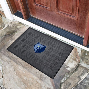 "NBA - Memphis Grizzlies Vinyl Door Mat 19.5"" x 31.25"""