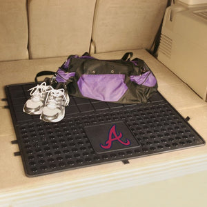 "MLB - Atlanta Braves Cargo Mat 31"" x 31"""