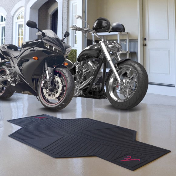 "MLB - Atlanta Braves Motorcycle Mat 82.5"" x 42"""