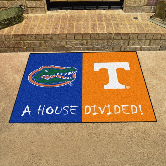"House Divided - Florida / Tennessee 33.75"" x 42.5"""