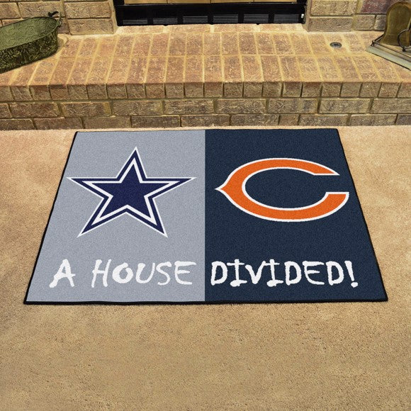 NFL House Divided - Cowboys 33.75