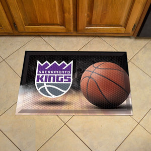 "NBA - Sacramento Kings Scraper Mat 19"" x 30"""