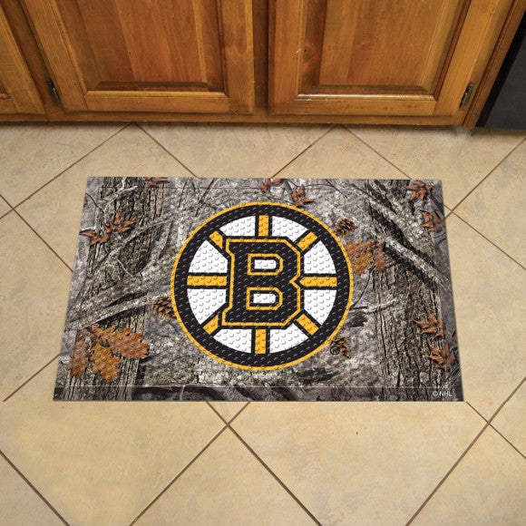 NHL - Boston Bruins Scraper Mat 19
