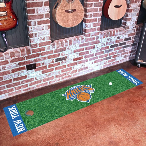 NBA - New York Knicks Putting Green Mat 18