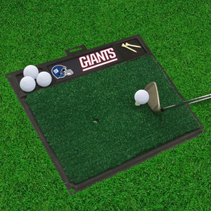 "NFL - New York Giants Golf Hitting Mat 20"" x 17"""