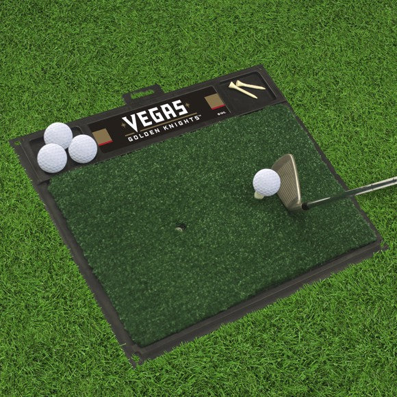 "NHL - Vegas Golden Knights Golf Hitting Mat 20"" x 17"""