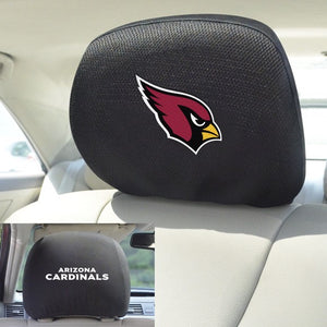 "NFL - Arizona Cardinals Headrest Cover 10"" x 13"""