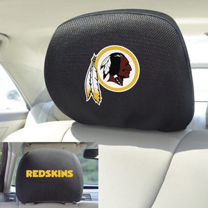 "NFL - Washington Redskins Headrest Cover 10"" x 13"""