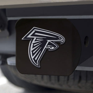 "NFL - Atlanta Falcons Hitch Cover 3.4"" x 4"""