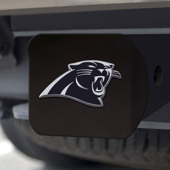 "NFL - Carolina Panthers Hitch Cover 3.4"" x 4"""