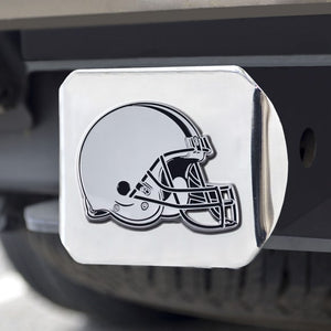 "NFL - Cleveland Browns Hitch Cover 3.4"" x 4"""