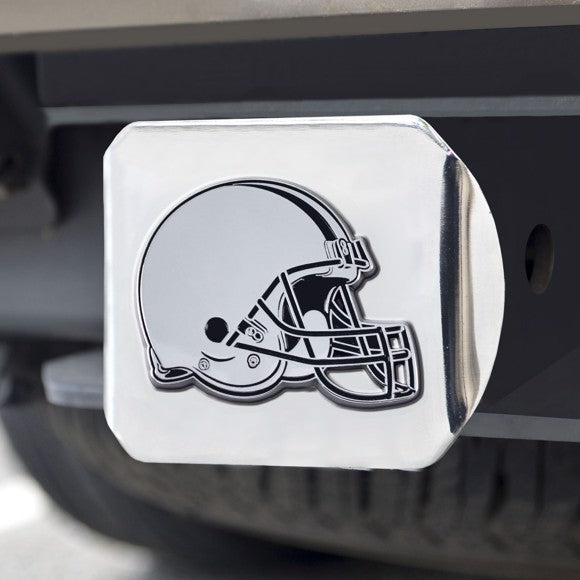 NFL - Cleveland Browns Hitch Cover 3.4