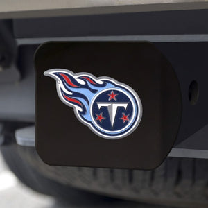 "NFL - Tennessee Titans Hitch Cover 3.4"" x 4"""