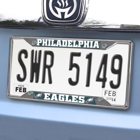 NFL - Philadelphia Eagles License Plate Frame 6.25