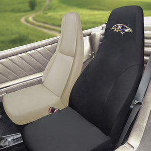"NFL - Baltimore Ravens Seat Cover 20"" x 48"""