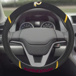 "NFL - Washington Redskins Steering Wheel Cover 15"" x 15"""