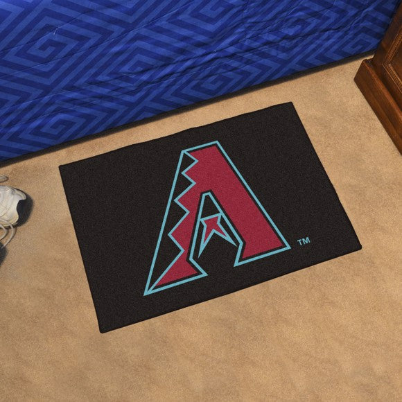 MLB - Arizona Diamondbacks Starter Mat 19