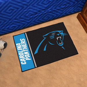 "NFL - Carolina Panthers Starter Mat 19"" x 30"""