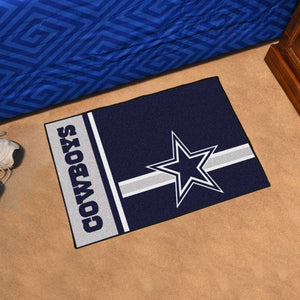 "NFL - Dallas Cowboys Starter Mat 19"" x 30"""