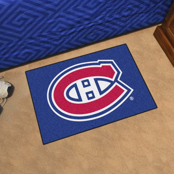NHL - Montreal Canadiens Starter Mat 19