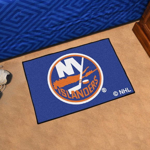 NHL - New York Islanders Starter Mat 19