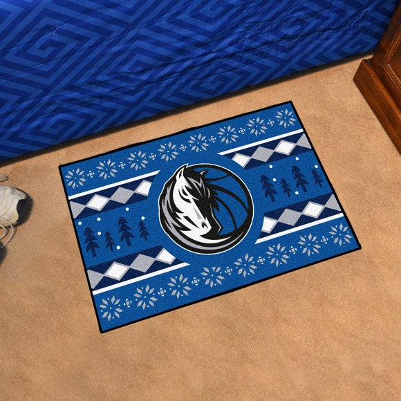 "NBA - Dallas Mavericks Holiday Sweater Starter 19"" x 30"""