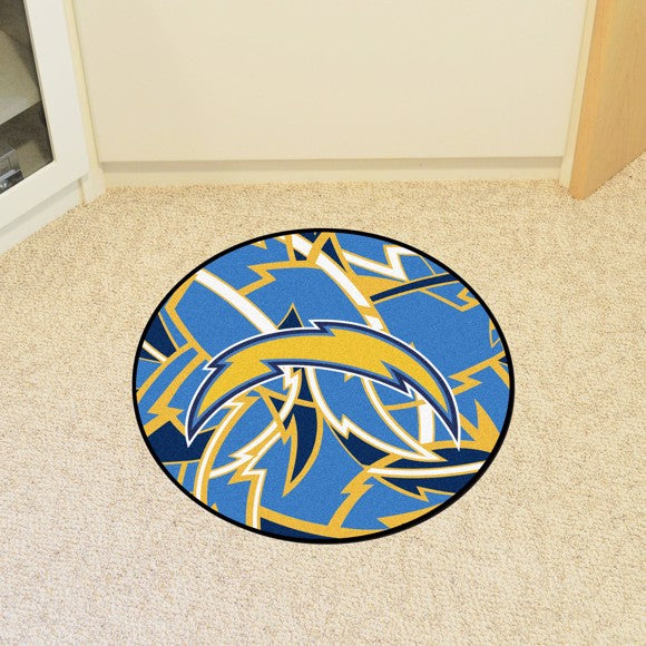 NFL - Los Angeles Chargers Roundel Mat 27""