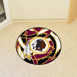 NFL - Washington Redskins Roundel Mat 27""