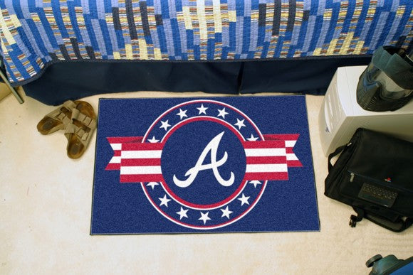 "MLB - Atlanta Braves Starter 19"" x 30"""