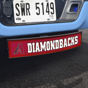 "MLB - Arizona Diamondbacks Light Up Hitch Cover 21"" x 9.5"""