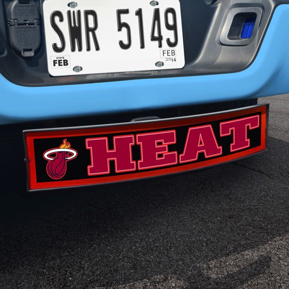 NBA - Miami Heat Light Up Hitch Cover 21