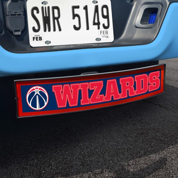 "NBA - Washington Wizards Light Up Hitch Cover 21"" x 9.5"""